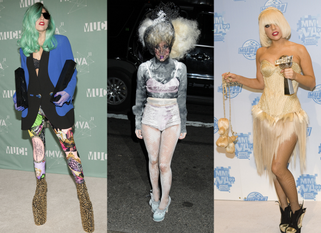 Lady Gaga Fashion Style