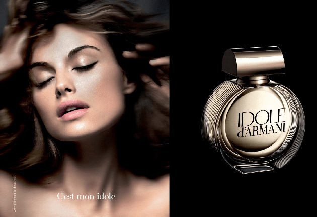 New Fragrance Idole d'Armani by Giorgio Armani