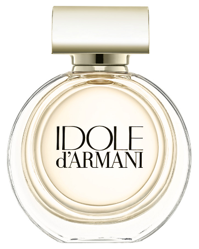 The new Fragrance Idole d'Armani by Giorgio Armani is expected in stores starting with September 2009 with Kasia Smutniak as the face of the perfume Idole d'Armani is expected to be a huge success.