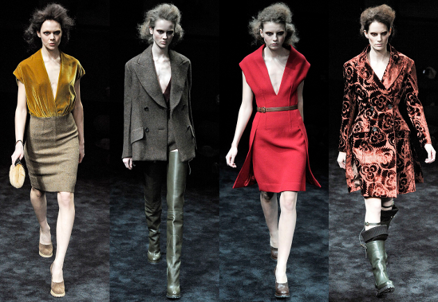 Prada Fall 2009 RTW Collection