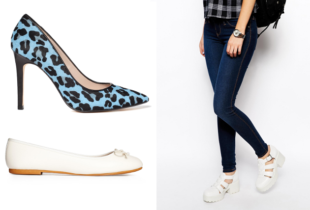 Skinny Jeans Shoes Tips