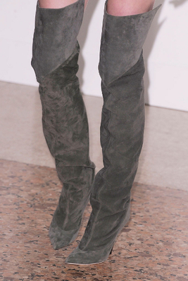 Thigh High Boots 2009
