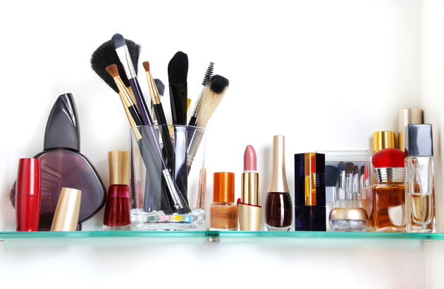 How to Organize Your Beauty Shelf