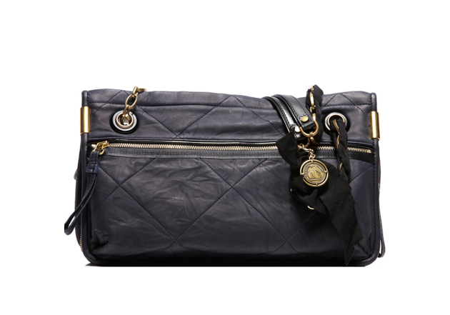 Lanvin Amalia Quilted Shoulder Bag