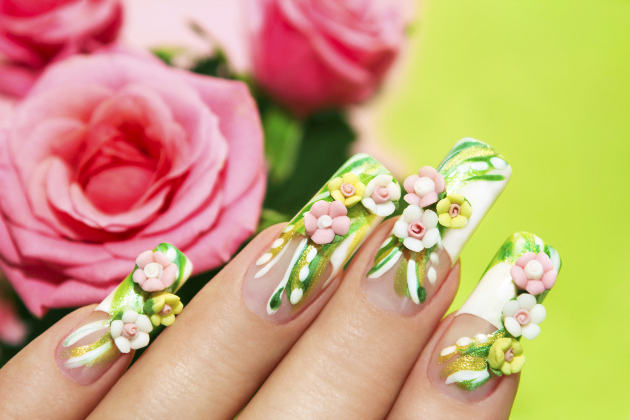 Manicured Nails at Another Level