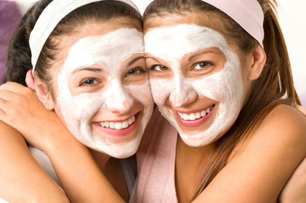 Yogurt Facial