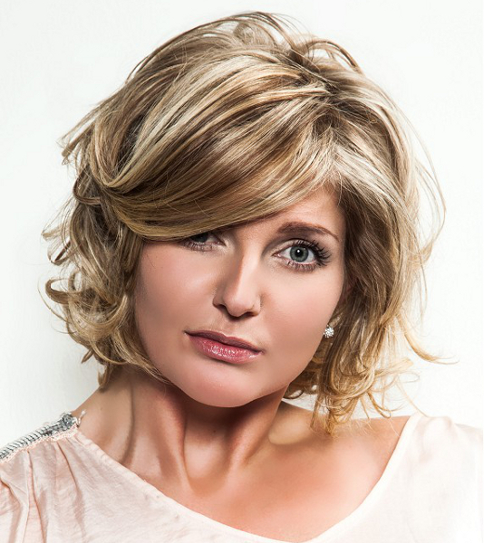 Pictures Stylish Hair Highlights Ideas Blonde Hair