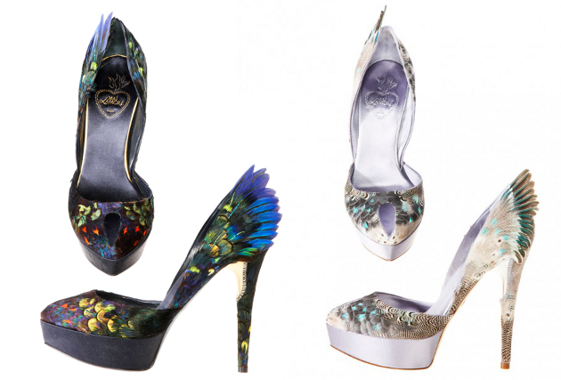 Mai Lamore Couture Shoes