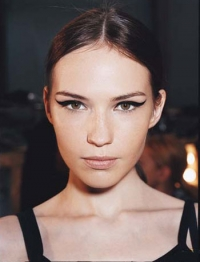 The Cat Eye Make-up Trend