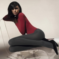 2009 Fall Fashion Trend - Opaque Tights