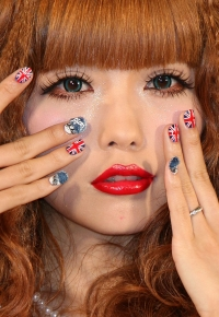 Nail Queen Awards 2009 - Japanese Nail Art