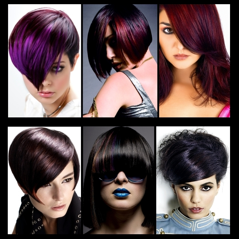 Brunette Hair Color Shades and Ideas