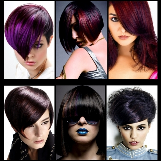 hair color styles for brunettes. Year by year, runette hair