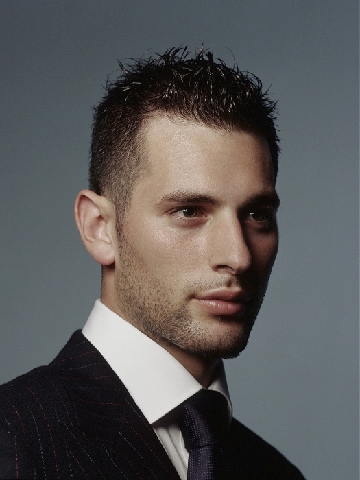 Razor Cut Hairstyles For Men