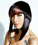 Highlights Ideas for Black Hair Color