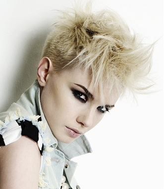 punk hairstyles for girls. so punk hairstyles don#39;t