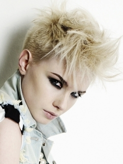 Pleasing New Wave Hairstyle Hairstyles For Women Draintrainus