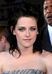 Kristen Stewart Smokey Eye Make-up