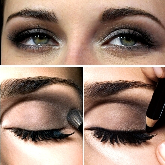 how to make your eyes look lighter
