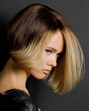 Two Tone Hair Color Hairstyles