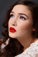 Pin-up Girl Make-up Tips