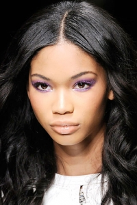 Hot Trend - Purple Makeup