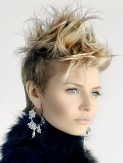 versatile short haircut
