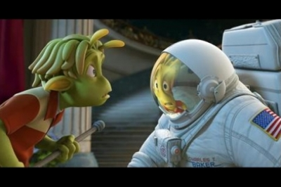 Planet 51 the Astronaut and Lem