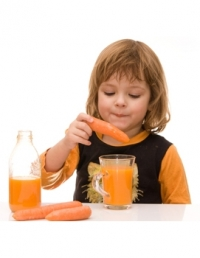 Ensure Your Child a Healthy Diet