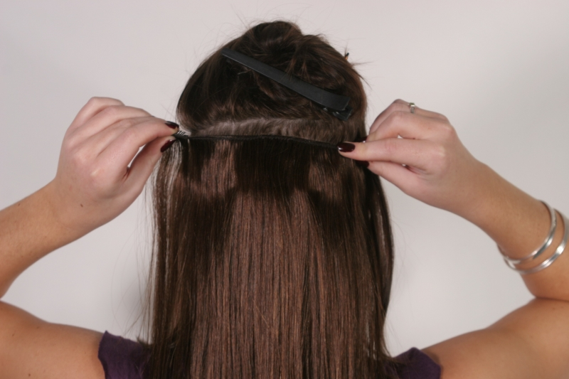 Where To Place Hair Extensions 49