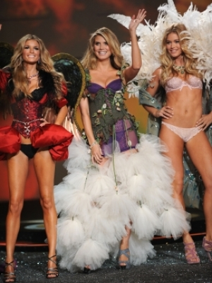 The Victoria's Secret fashion show is one of the most popular fashion events