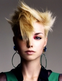 Cool Edgy Hairstyles and Haircuts. Edgy hairstyles work beautifully on women ...