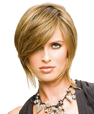 Best Haircut for Round Face Shape