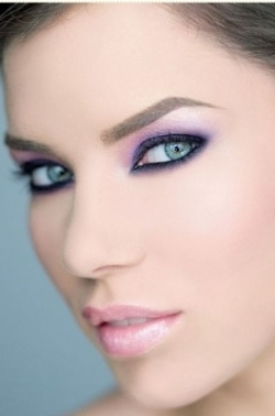 gorgeous make-up