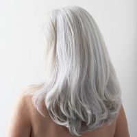 How to Get Rid of Graying Hair