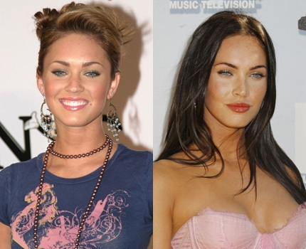 megan fox plastic surgery. Megan Fox