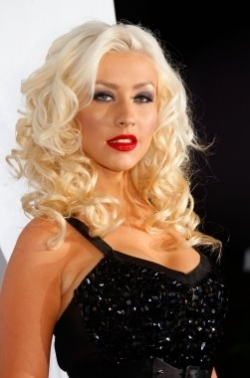 Christina Aguilera Make-up