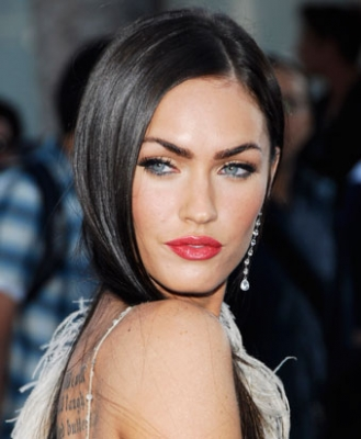 megan fox makeup. Get Megan Fox#39;s Eye Makeup