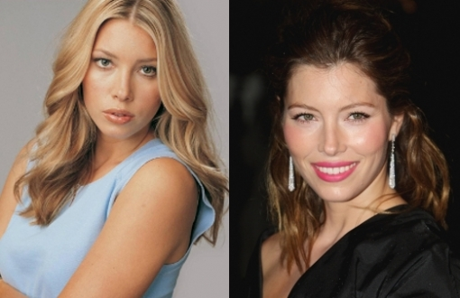 Jessica Biel is suspected of having a nose job done because there is a noticeable difference between her nose as a teenager and her nose nowadays. Her nose appears to be thinner and well defined opposite to her old nose which was a bit bigger and had a wider nose bridge.