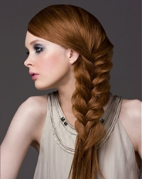 How to Do a French Plait