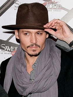 Johnny Deep Facial hair