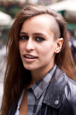 Long Punk Hairstyles and Haircuts