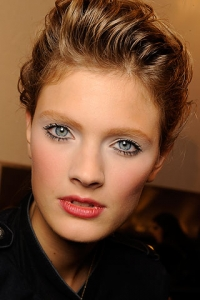 2010 Runway Hairstyles Trends