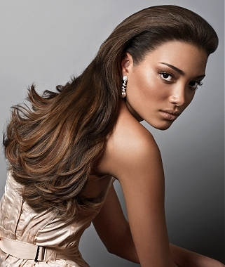 ... brown hair will offer your hairstyle moretexture, shine and dimension