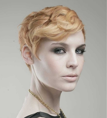 flapper hairstyle. 20s Flapper Hairstyles with
