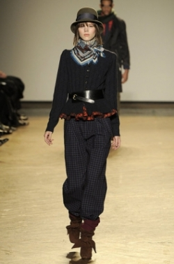 autumn/winter 09/10 fashion