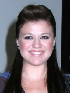 Kelly Clarkson Rockabilly Hairstyle