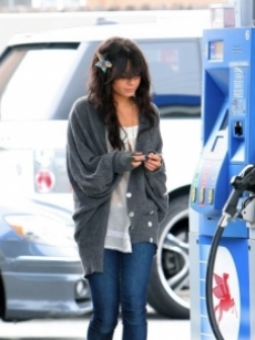 Vanessa Hudgens Sweater