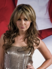 Ashley Tisdale Hair Highlights