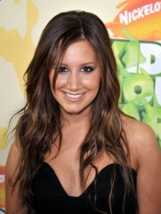 Ashley Tisdale Brunette
